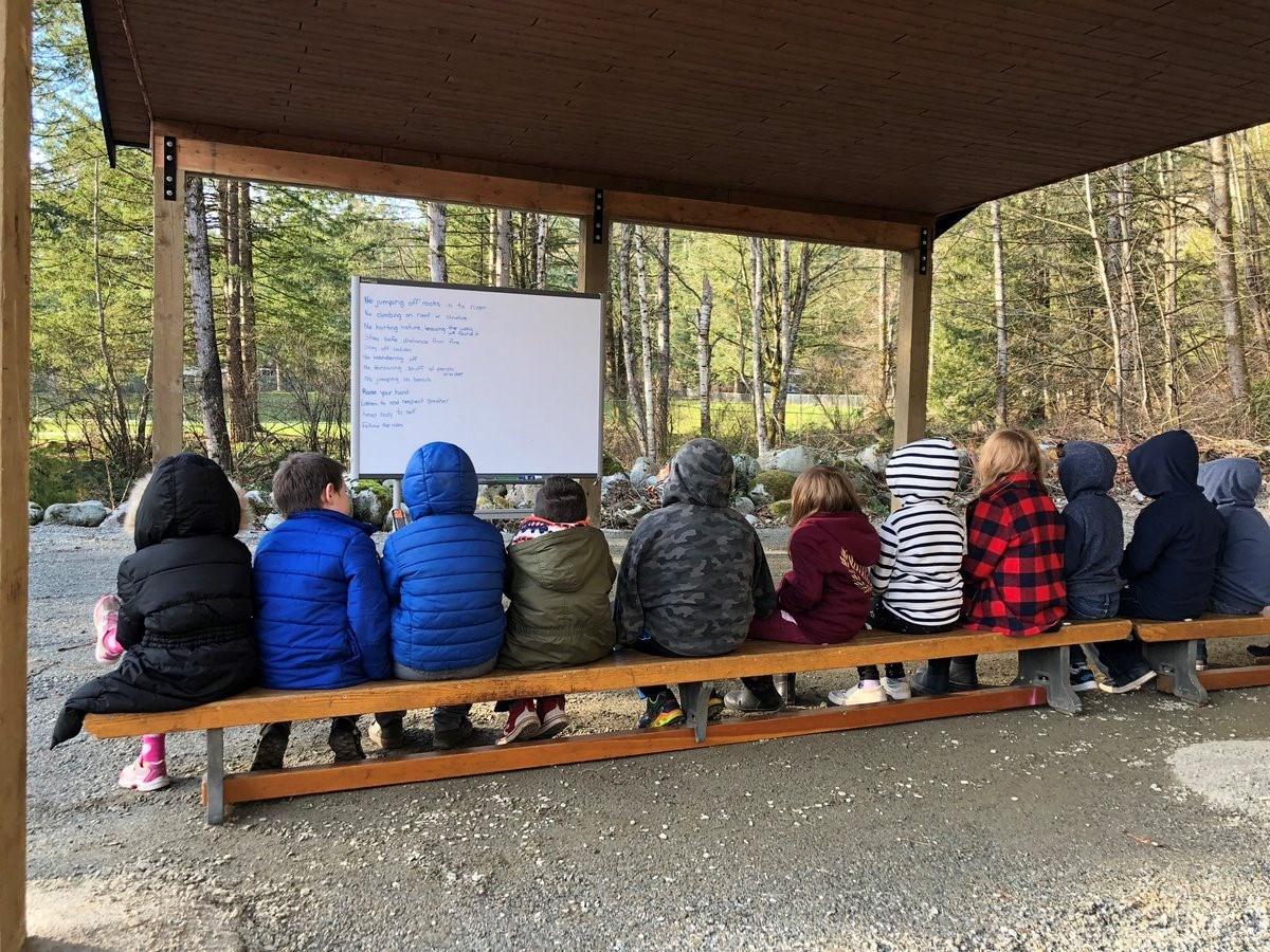 Forest & Stream Program - Deroche Elementary